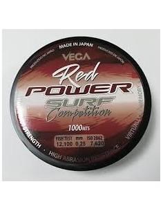 HILO VEGA 0.18MM RED POWER...