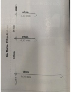 CAÑA SHIMANO VENGANCE BX 1.80 3-14G +CARRETE SHIMANO HIPERLOOP 2.500